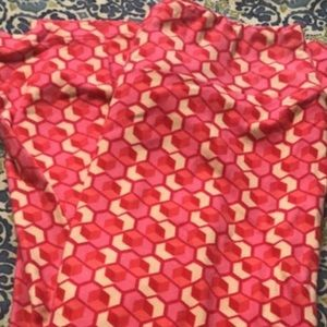 Valentine's Day Lularoe OS leggings NEW
